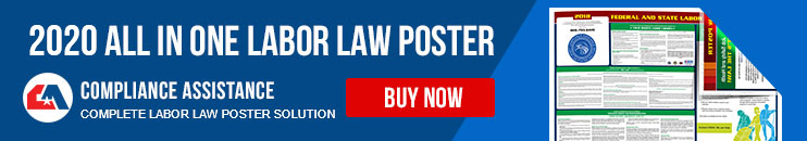 Purchase our affiliate product: All-In-One hassle free labor law posters.